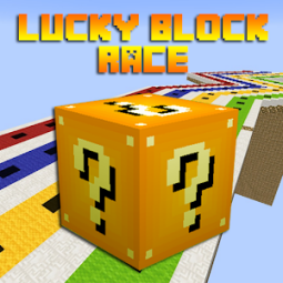Lucky Block Race Map for MCPE App Ranking and Store Data