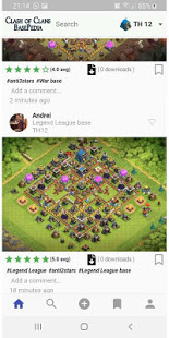 CoC Base Pedia (links) 2019 App Ranking and Store Data   App