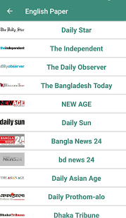 BD Newspaper App Ranking and Store Data | App Annie