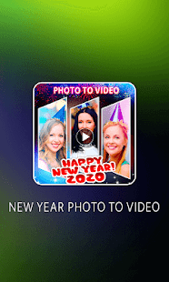 New Year Photo Video Maker With Music App Ranking And Store