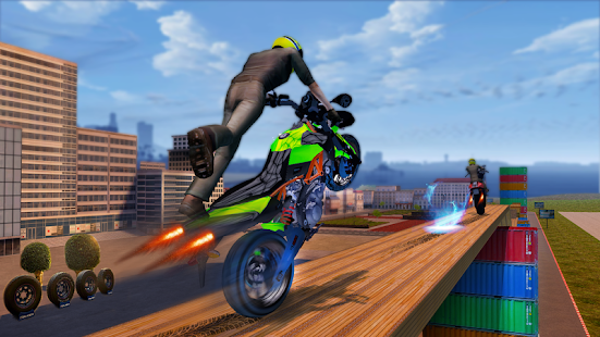 Moto Bike Trials Xtreme Stunts Games 2019 App Ranking and