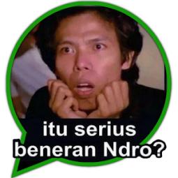 Wa Sticker Meme Warkop Lucu Stickers Wastickerapp App
