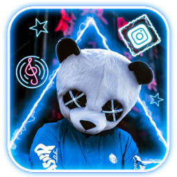 Neon Panda Boy Themes Live Wallpaper App Ranking And Store Data App Annie