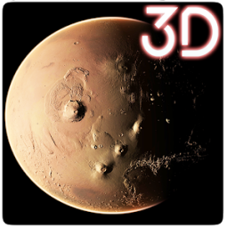 Planet Mars 3D Parallax Live Wallpaper App Ranking and ...