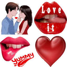 Lips Kiss And Love Stickers Wastickerapps App Ranking And Store Data App Annie
