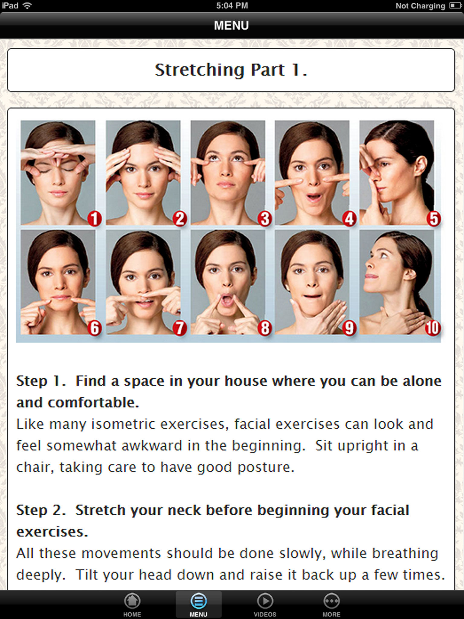 Apologise, exercise facial isometric think