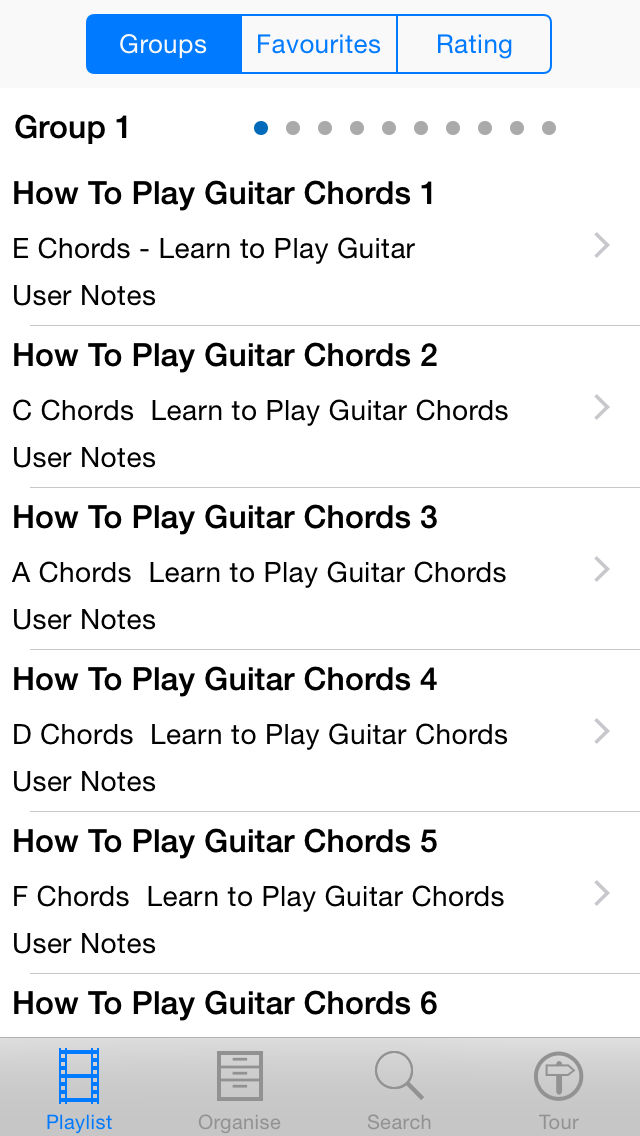 How To Play Guitar Chords App Ranking And Store Data App Annie