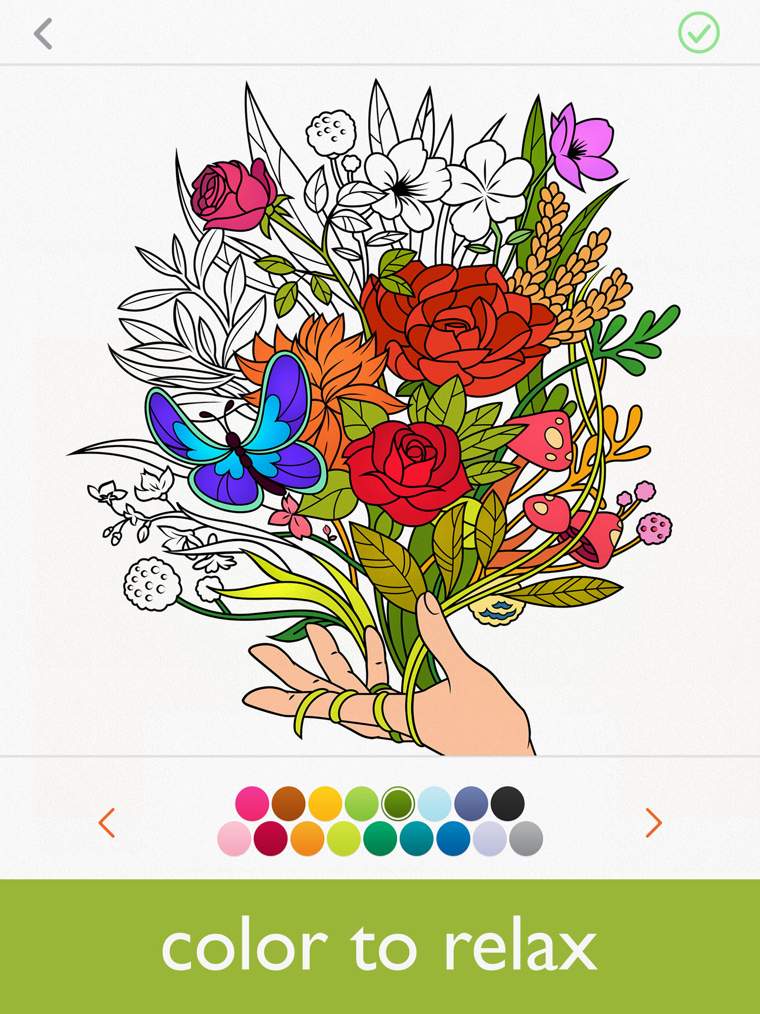 Colorfy coloring book for adults free online - App Description No 1 Coloring Book For Adults