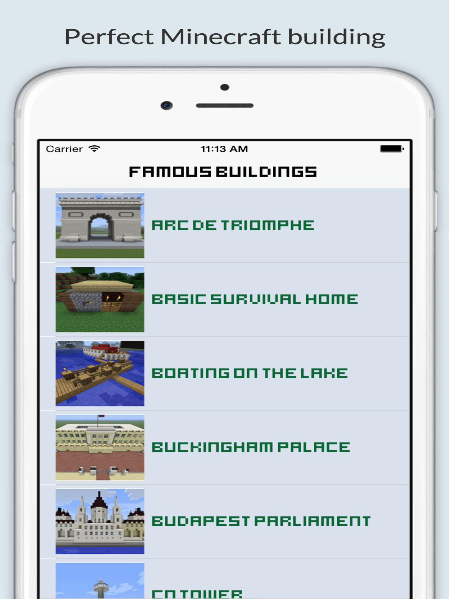 Perfect minecraft building house tips ideas guide for app description malvernweather Image collections