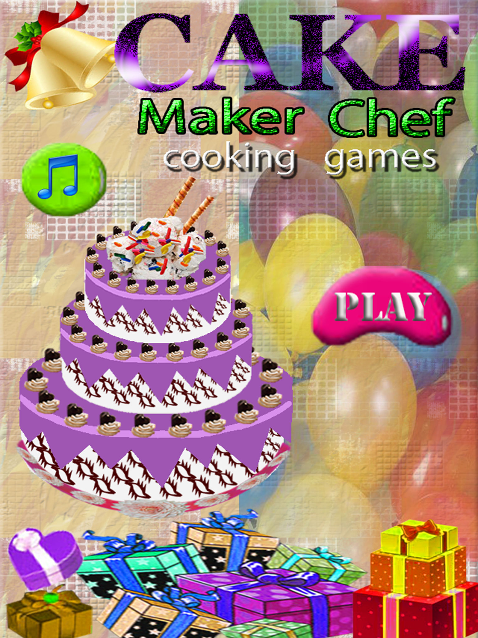 Cake Maker Chef Cooking Games For Wedding Birthday App Ranking And