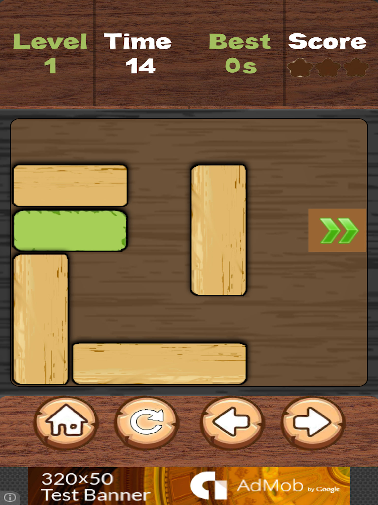 Unblock - Wood Block Puzzle Free Game App Ranking and Store