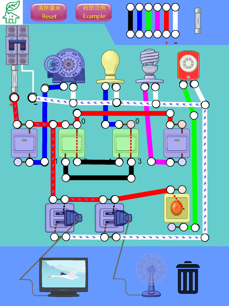 Circuit wiring test game App Ranking and Store Data | App Annie
