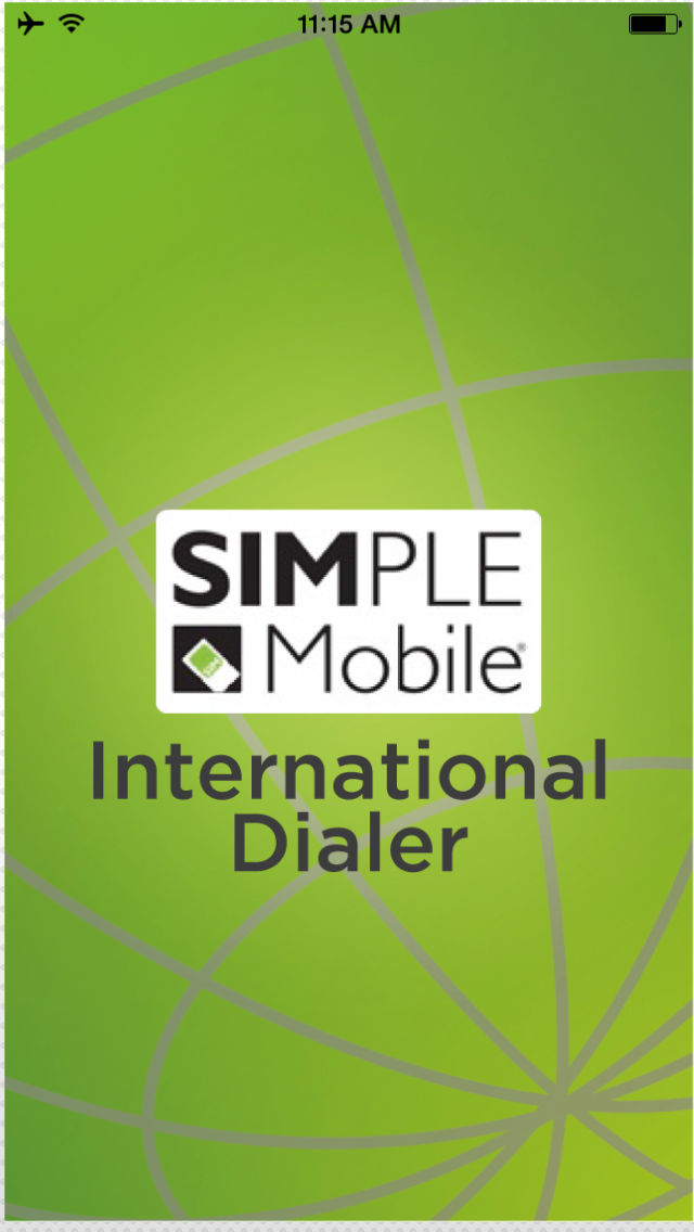 SIMple Mobile International Dialer App Ranking and Store