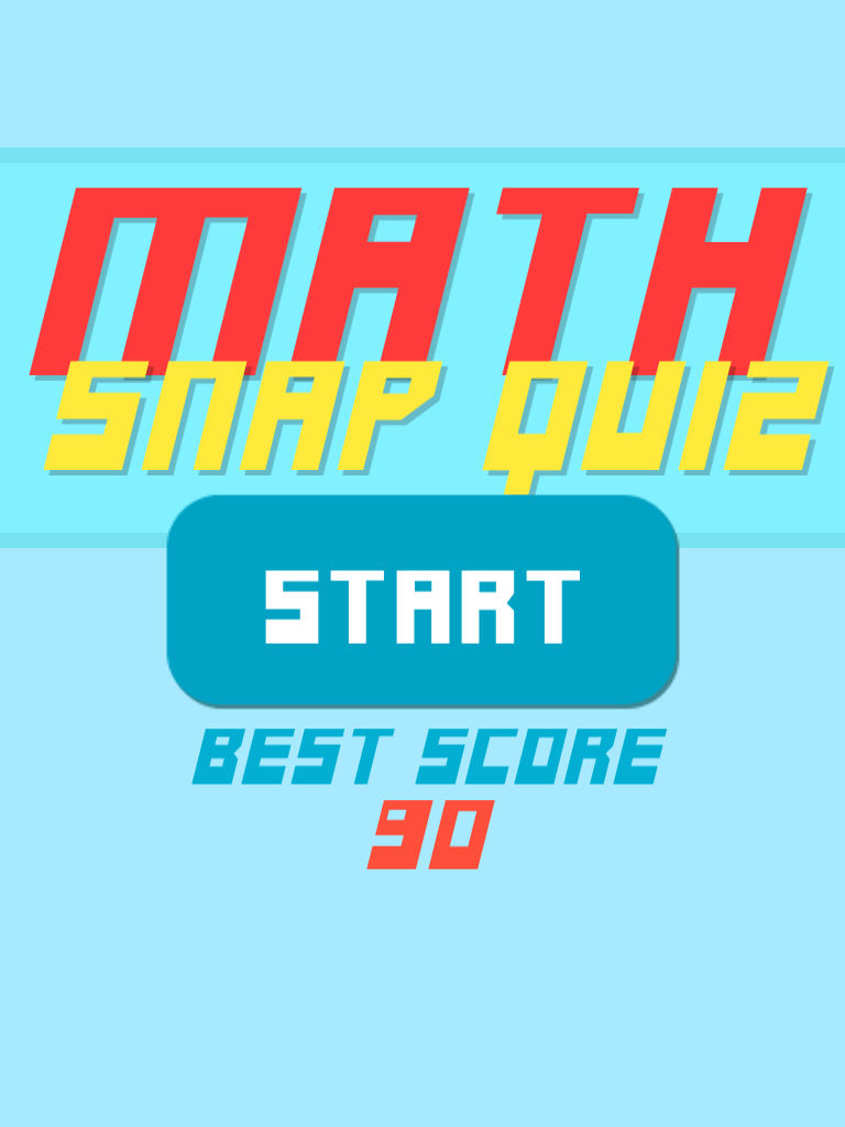 Math Snap Quiz - Mental Calculation Game App Ranking and Store Data ...