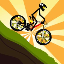 Crazy Stickman Mountain Bike Race Downhill App Ranking And Store