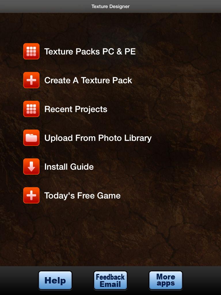 Texture Packs & Creator for Minecraft - MCPedia PC & PE App Ranking