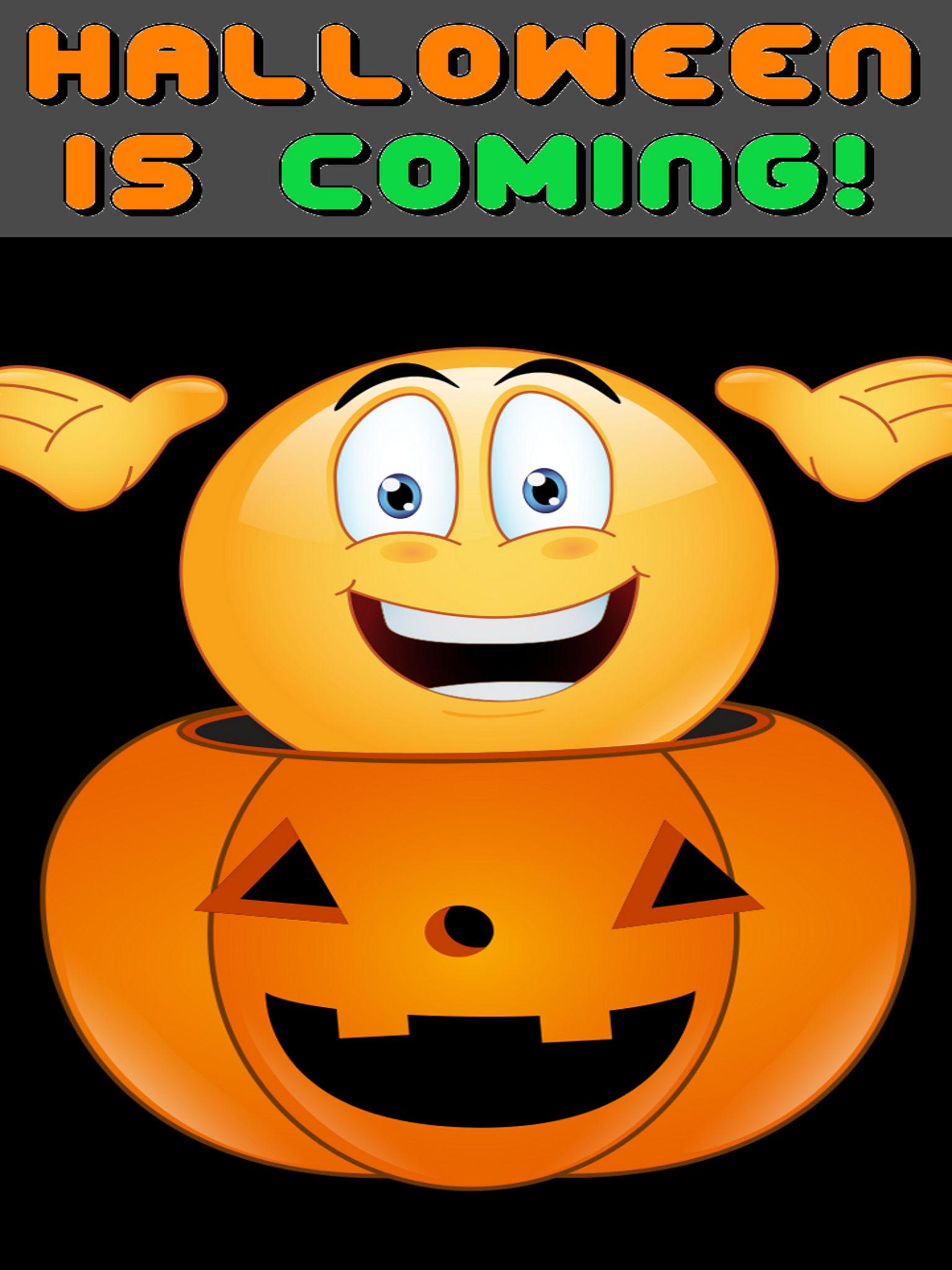 Halloween Emojis Keyboard by Emoji World App Ranking and Store ...