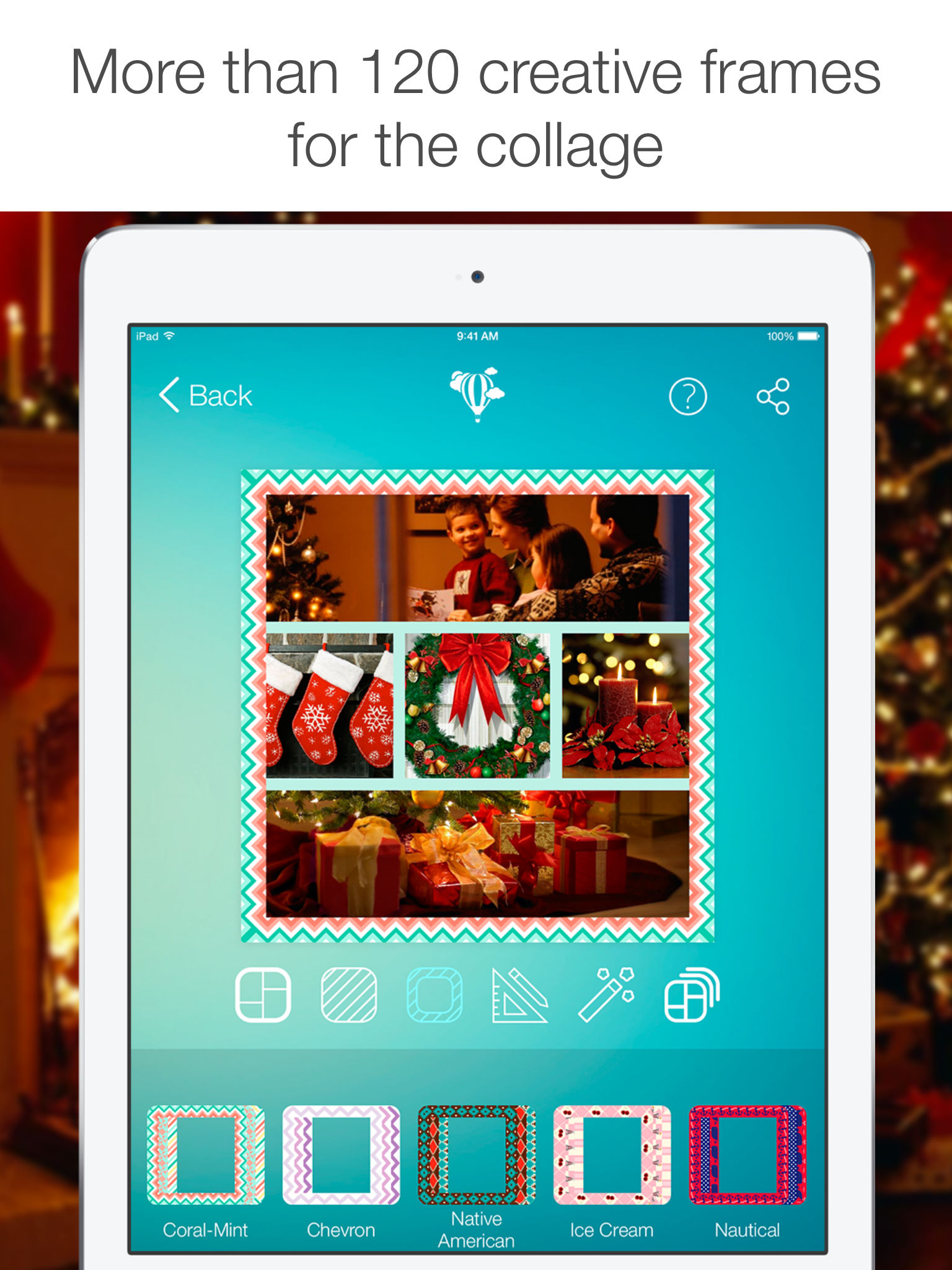 Justframe - Collage Photo Editor App Ranking and Store Data