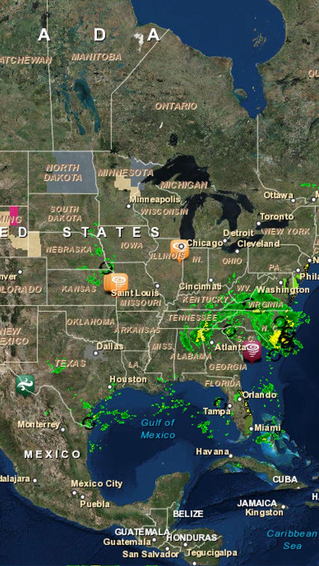 Storm Tracker Weather Radar App Ranking and Store Data | App