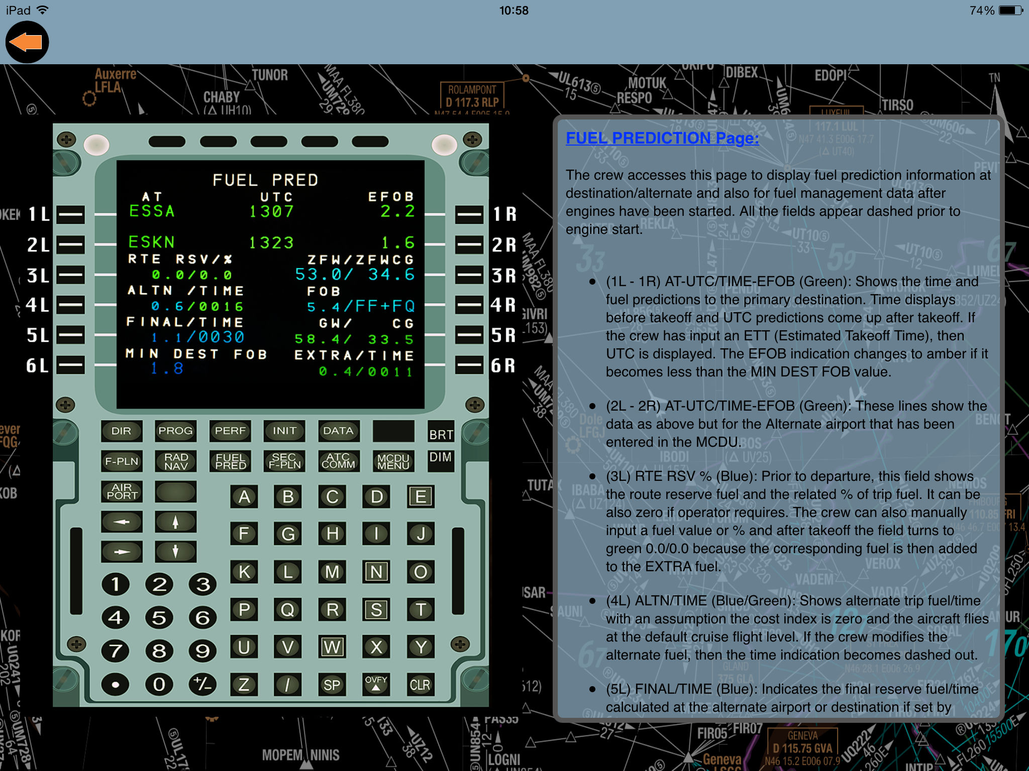 Airbus Pilot MCDU Guide A319/A320/A330 App Ranking and Store