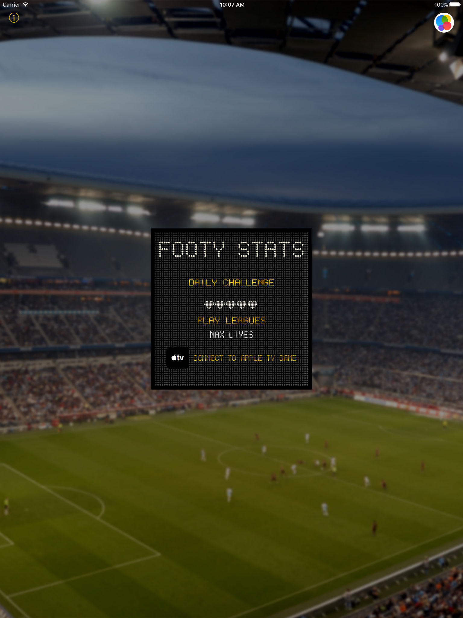 Footy Stats: Score Predictor App Ranking and Store Data