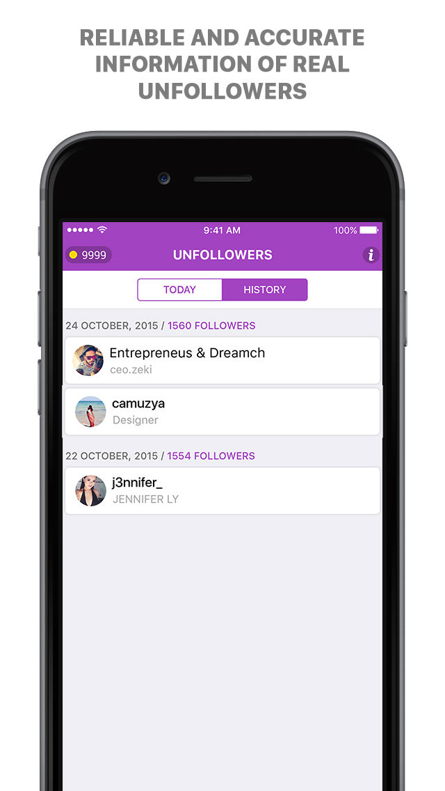 Who Unfollowed My Profile - Unfollowers App Ranking and