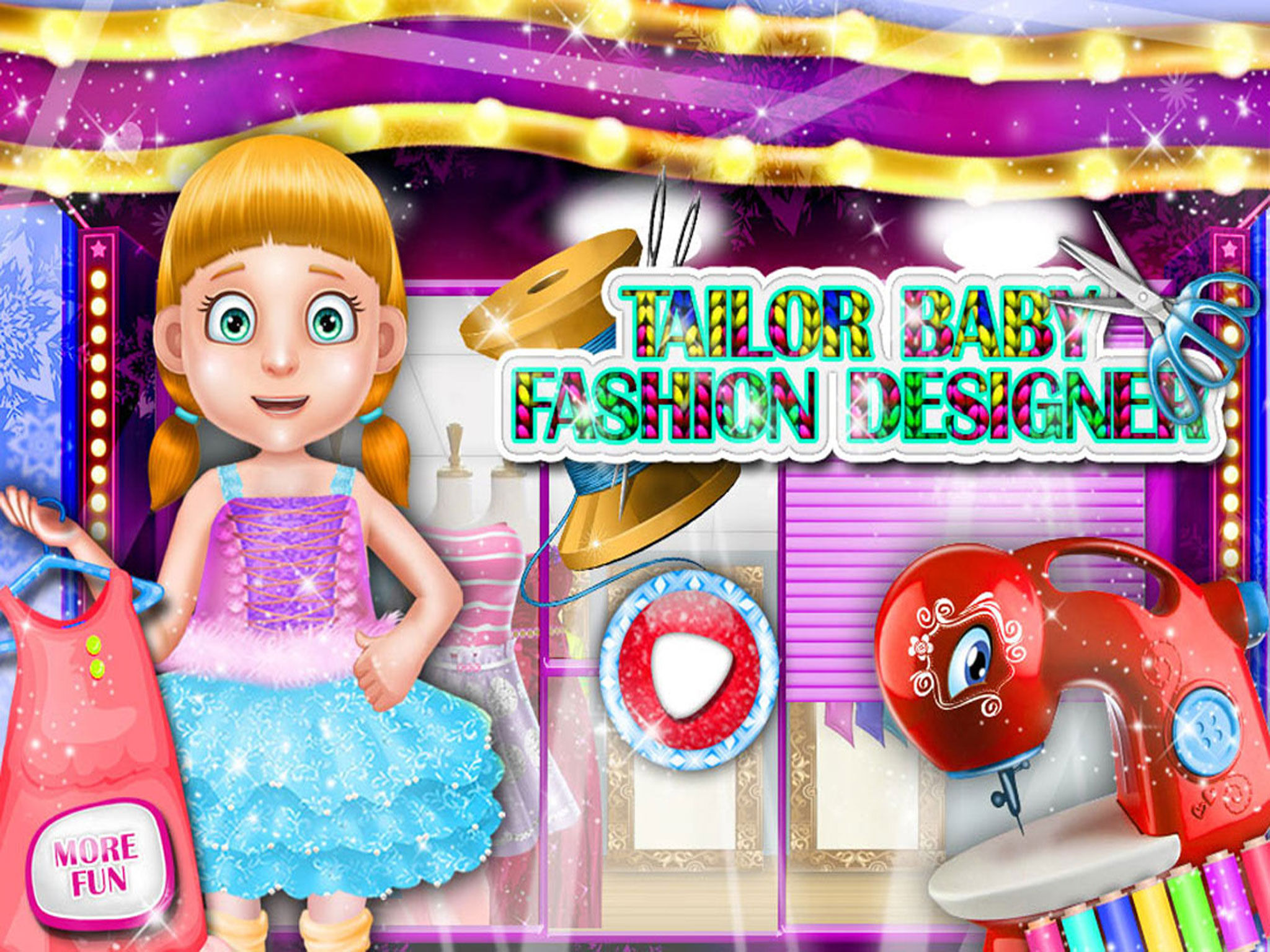 Fashion Designer - A Free Girl Game on m 6