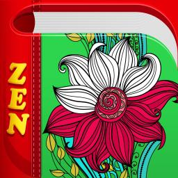 Zen Coloring Book For Adults App Ranking And Store Data App Annie