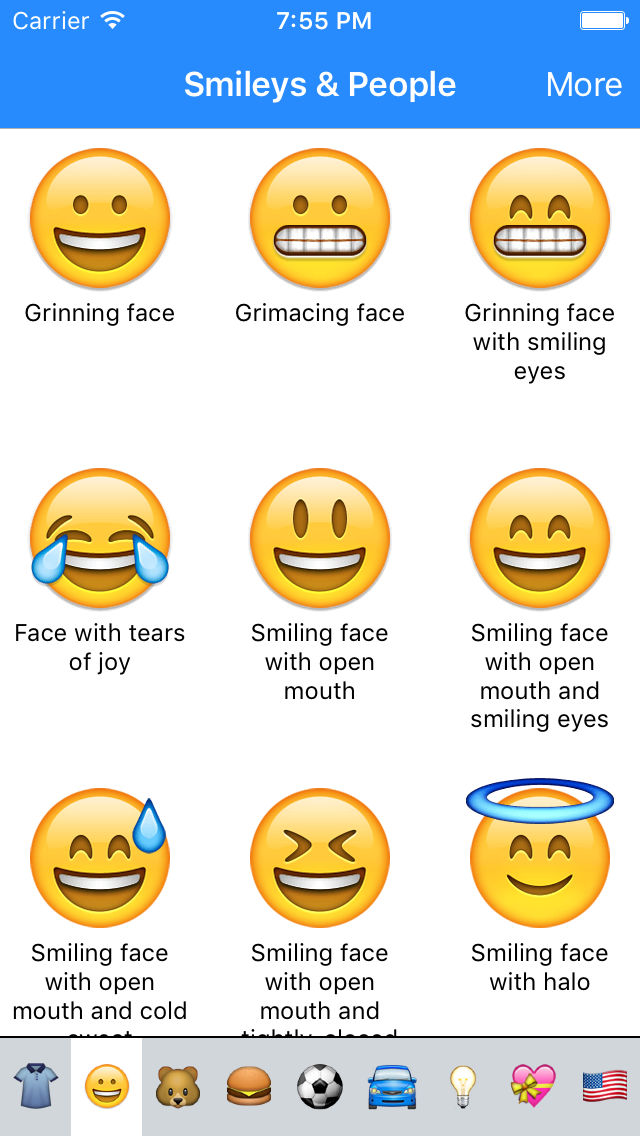 Emoji Meanings Dictionary List App Ranking And Store Data App Annie