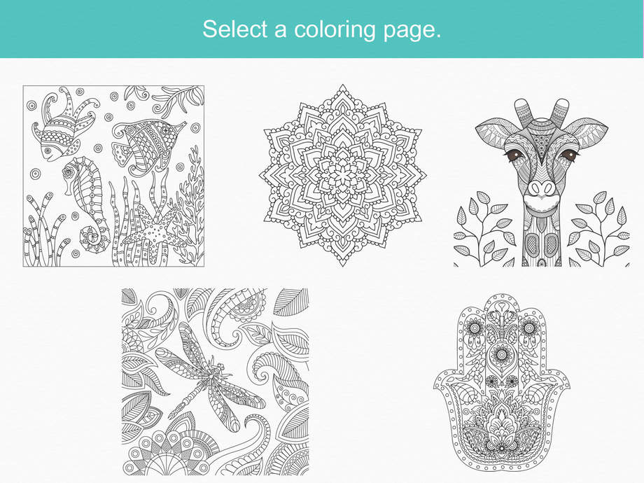 Zen Coloring Book For Adults App Ranking And Store Data