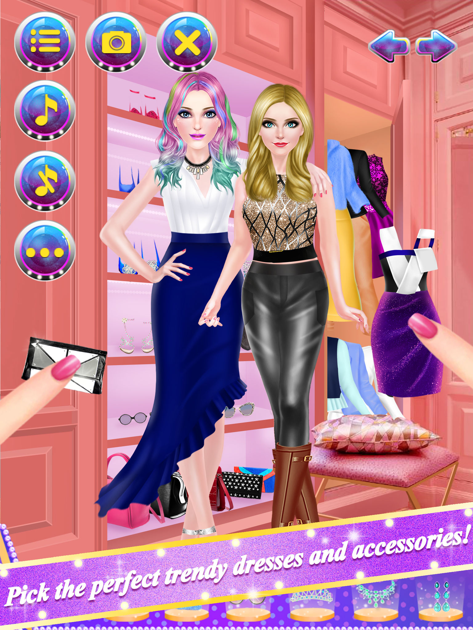 Fashion Designer - A Free Girl Game on m 35