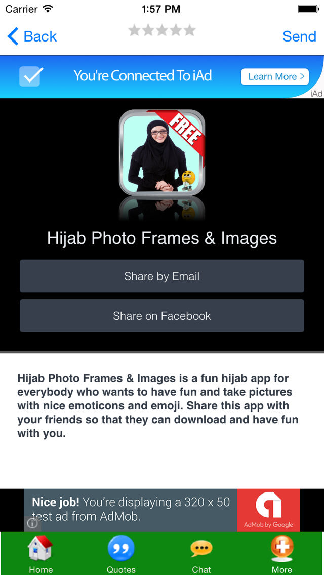 Hijab For Good Photo Frames: Images & photo editor App Ranking and ...