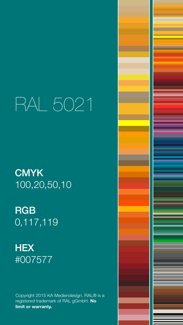 Color Converter Pro To Rgb Cmyk Ral Hks Hex App Ranking And