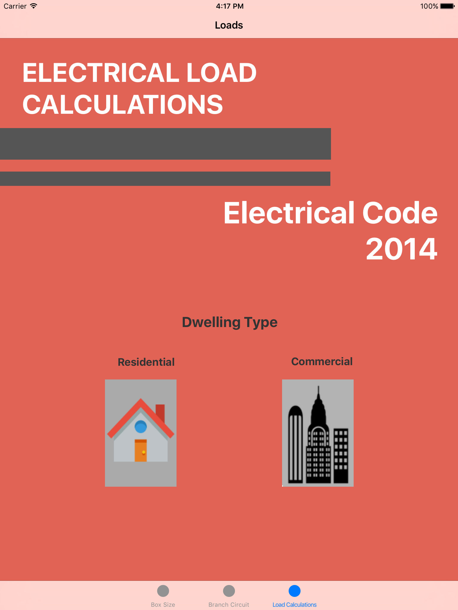 Electrical Construction Calculations Tool Kit App Ranking and Store