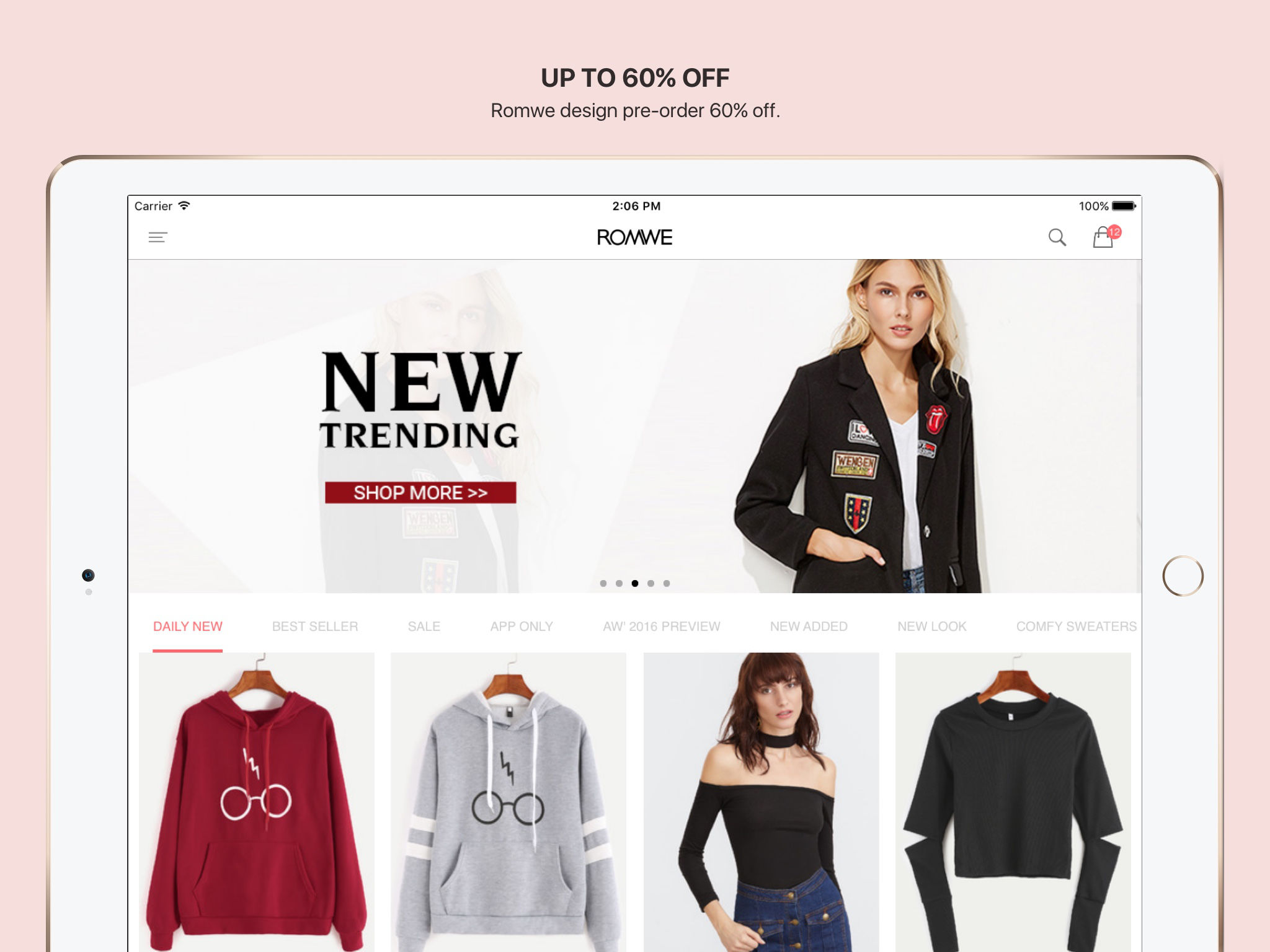 74a912dbe8fb4 ROMWE - Fashion Store App Ranking and Store Data   App Annie