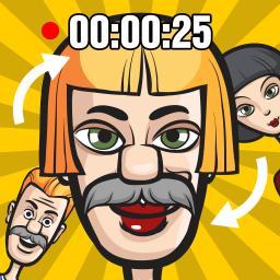 beface live face swap voice change switch faces free app