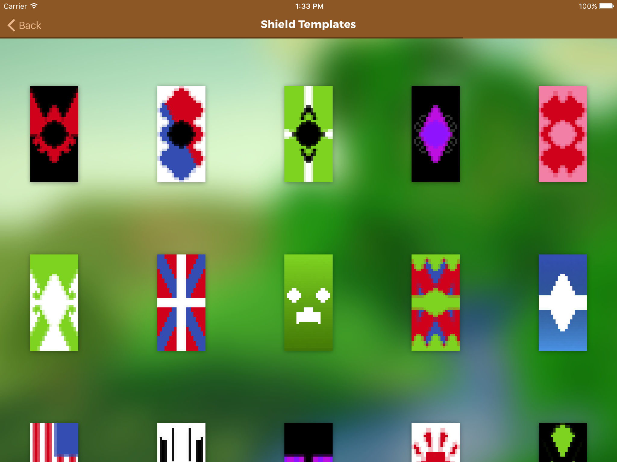 Shield Designer For Minecraft App Ranking And Store Data