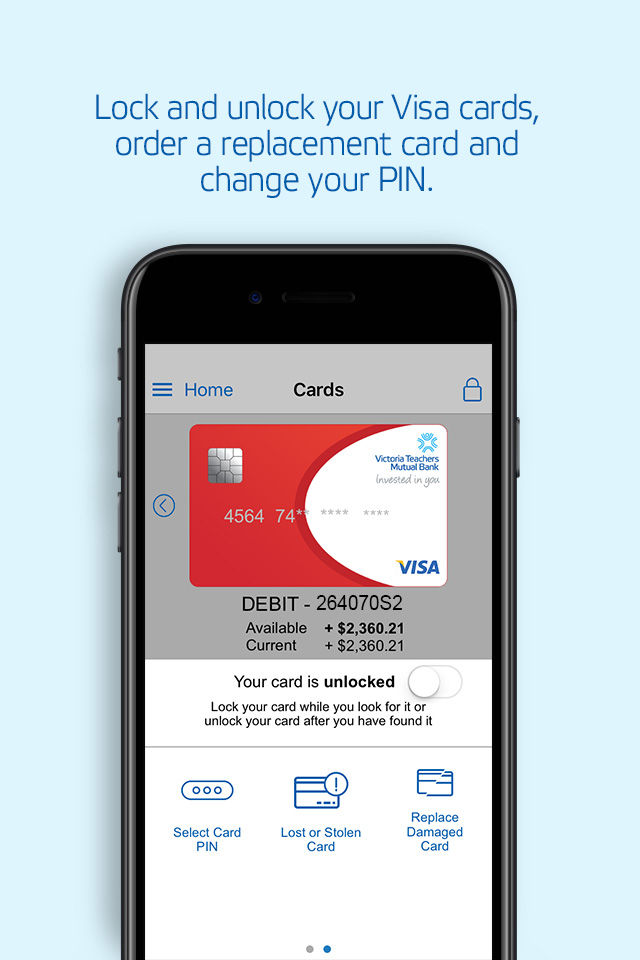 Bank First Banking App Screenshot