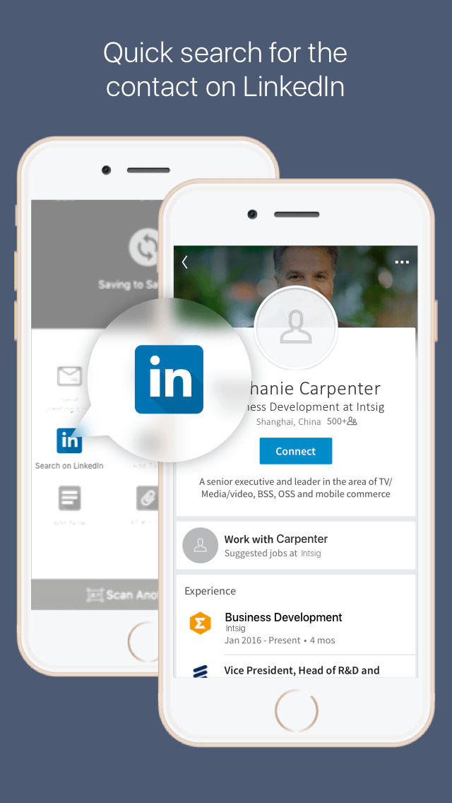CamCard for Salesforce App Ranking and Store Data | App Annie