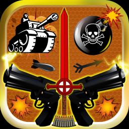 Weapon & Gun Sound Effects Button Free - Share Explosion Sounds