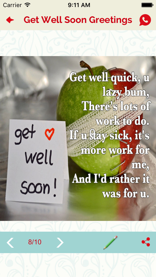 Get well soon greetings wishes bitmoji emoji app ranking and app description a collection of get well soon m4hsunfo