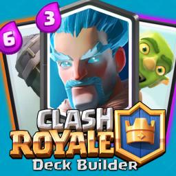 Deck Builder For Clash Royale - Building Guide App Ranking and Store