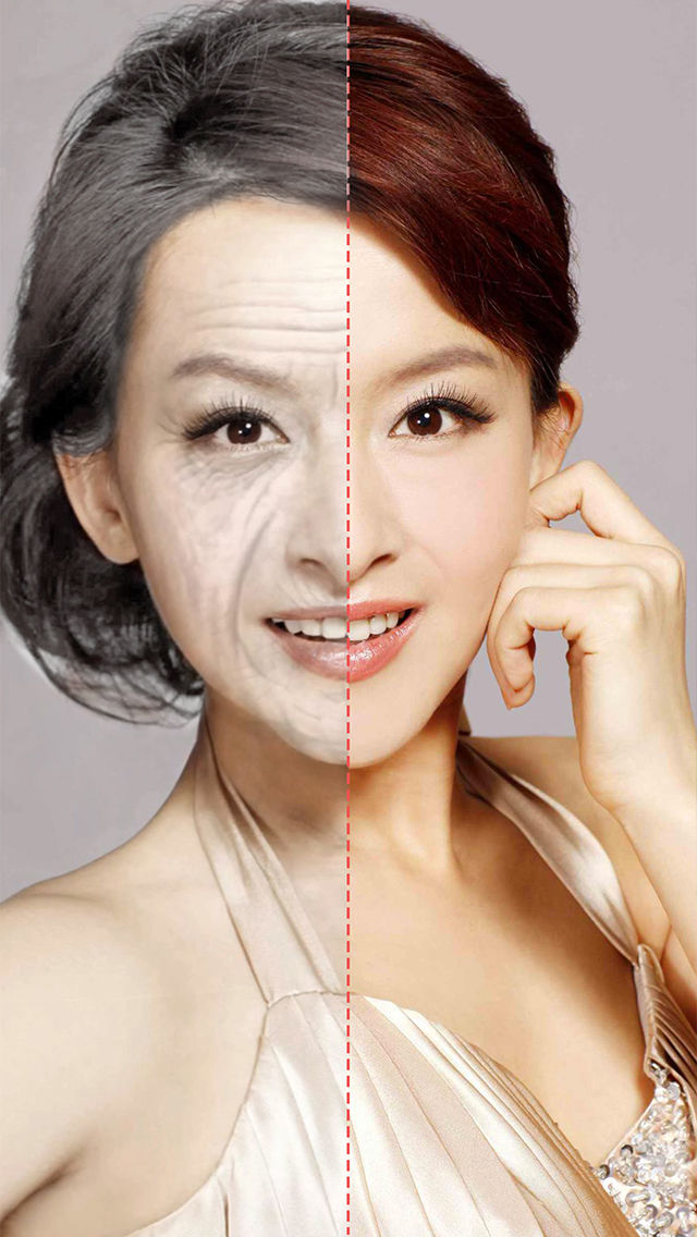 Old Face Video-Aging Swap Fx Live Gif Movie Maker App Ranking and