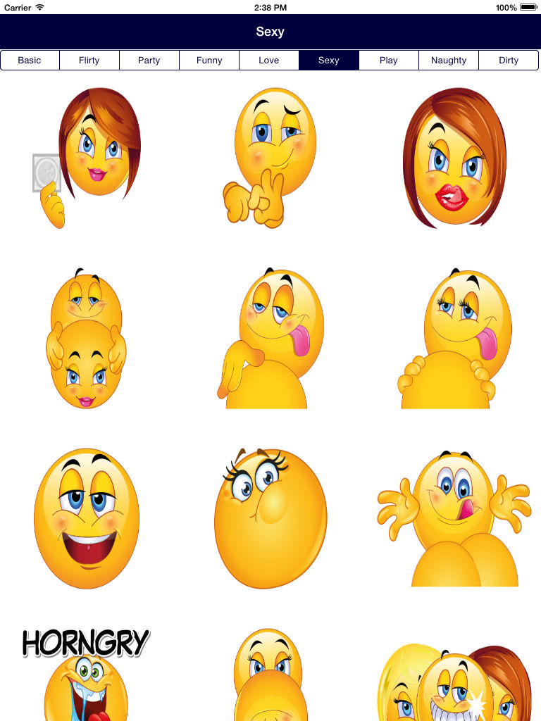 how to download dirty emojis for fb messenger