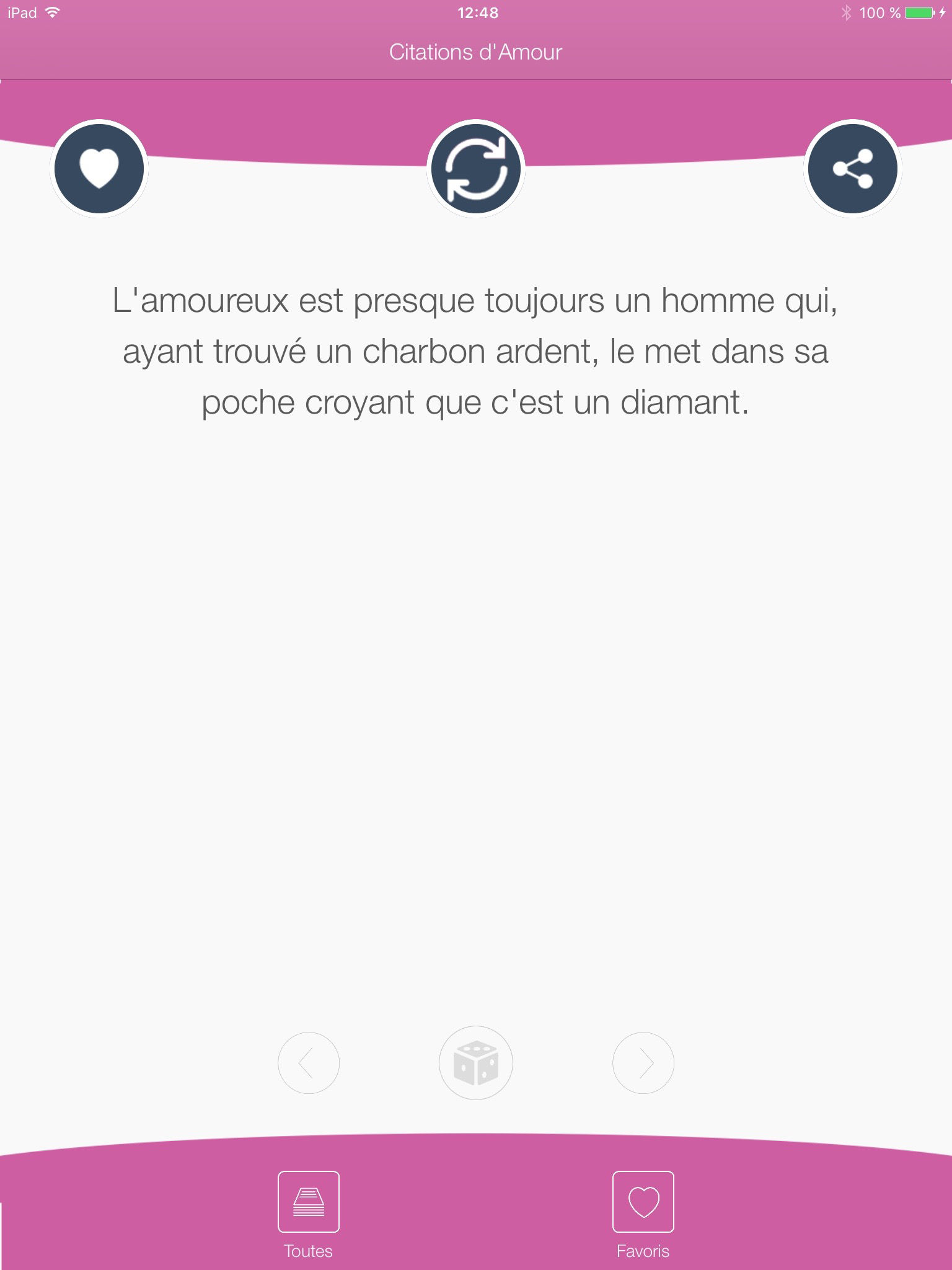 Citations Amour App Ranking And Store Data App Annie
