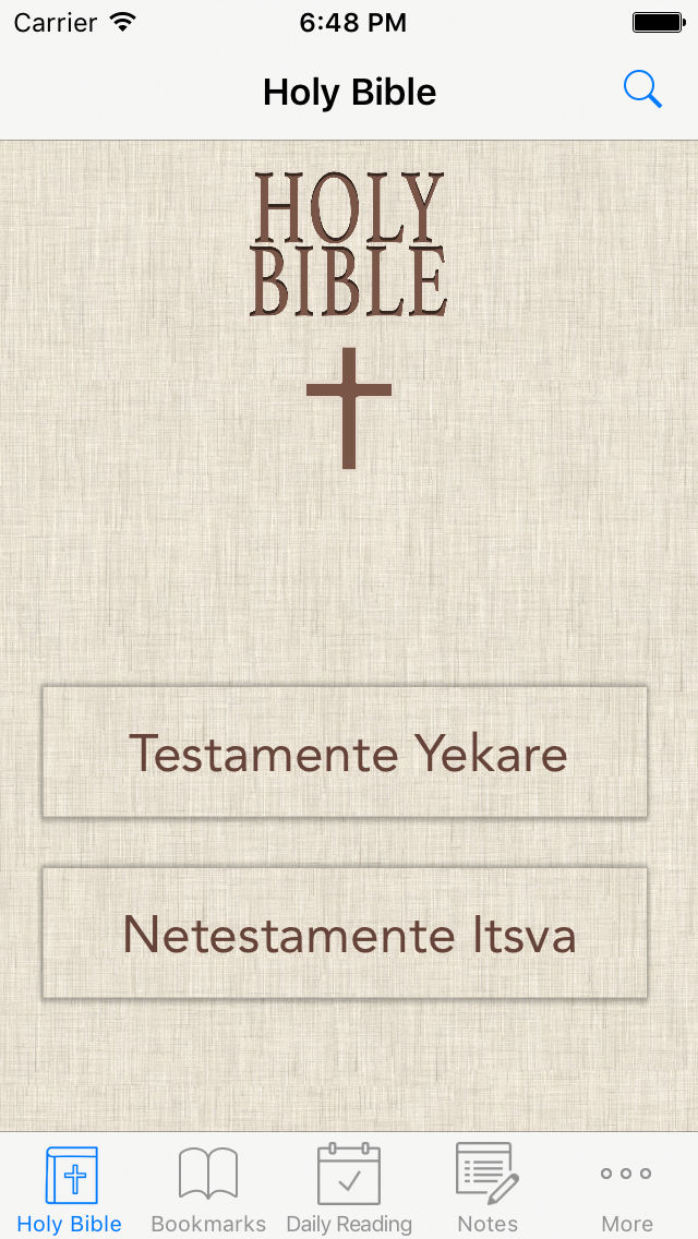 Shona Bible : Easy to use Bible app in Shona for daily