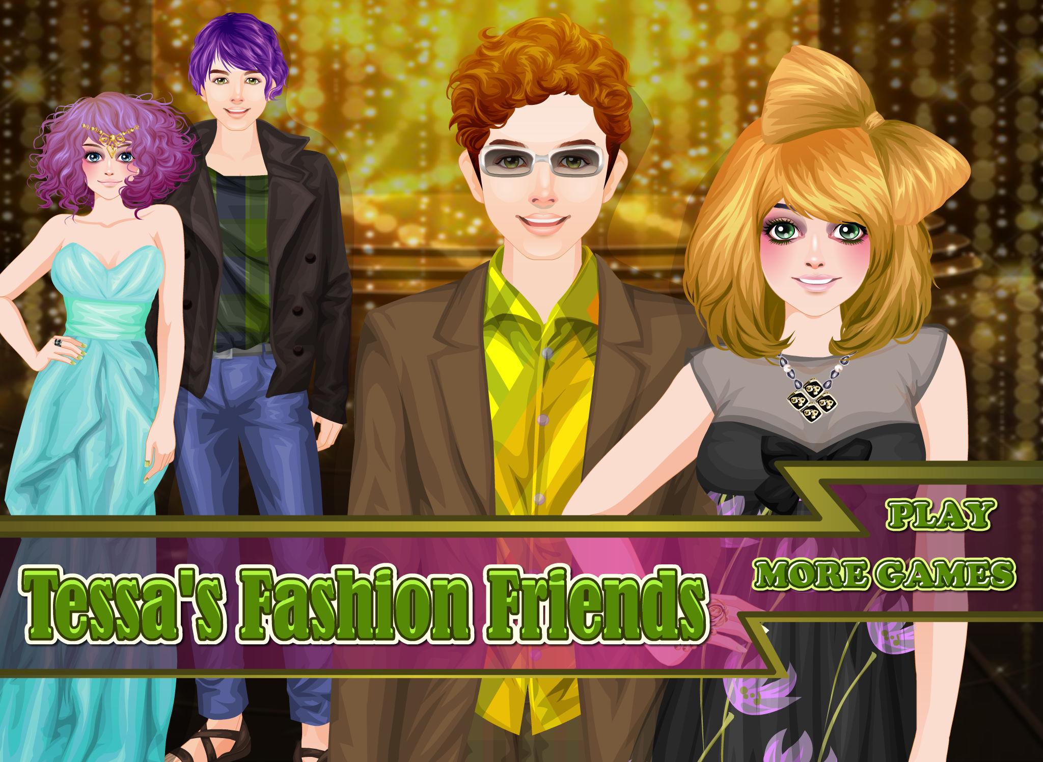 Juegos de La nueva casa de Tessa Juegos de tessa fashion friends