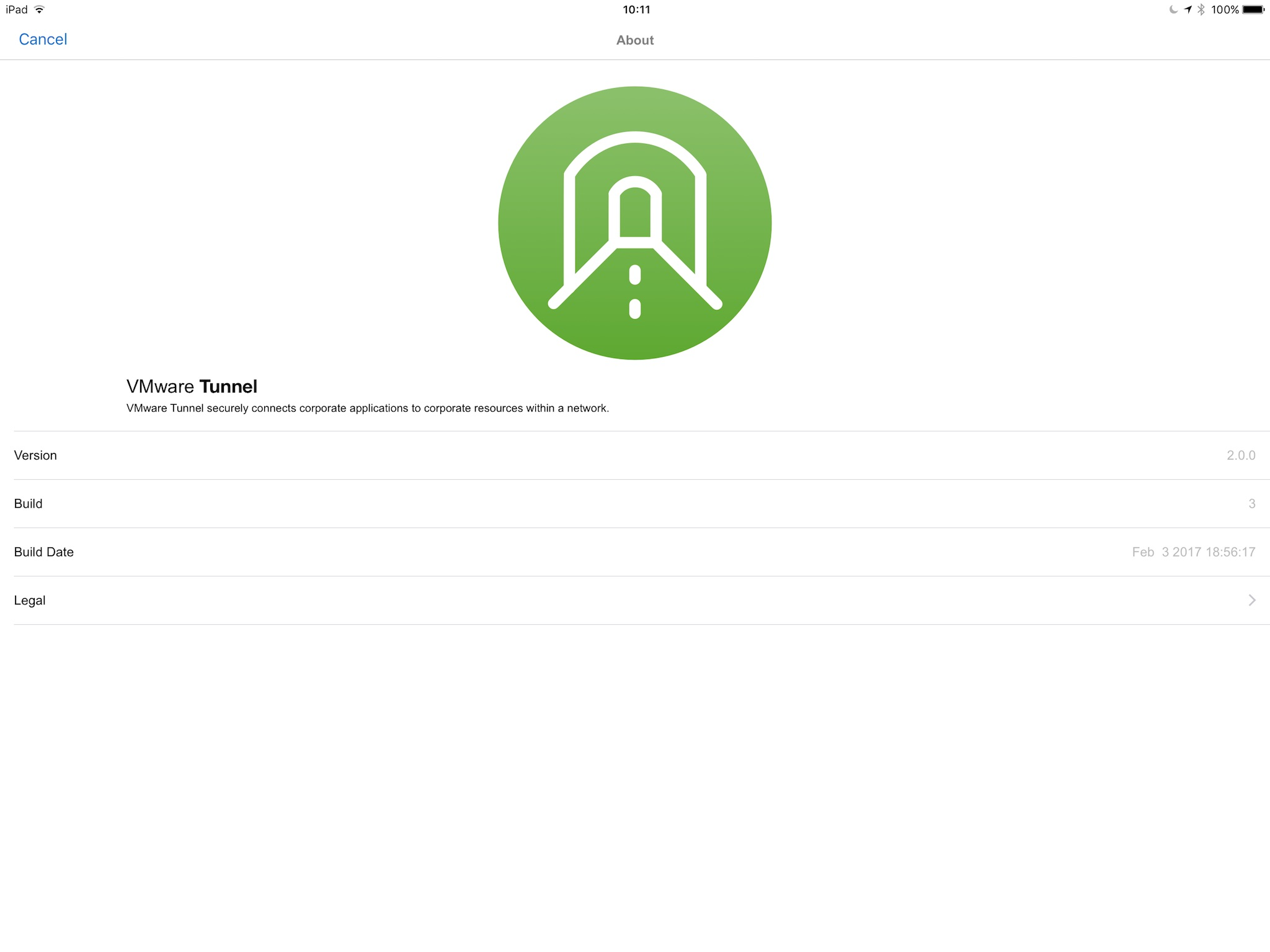 Tunnel - Workspace ONE App Ranking and Store Data   App Annie