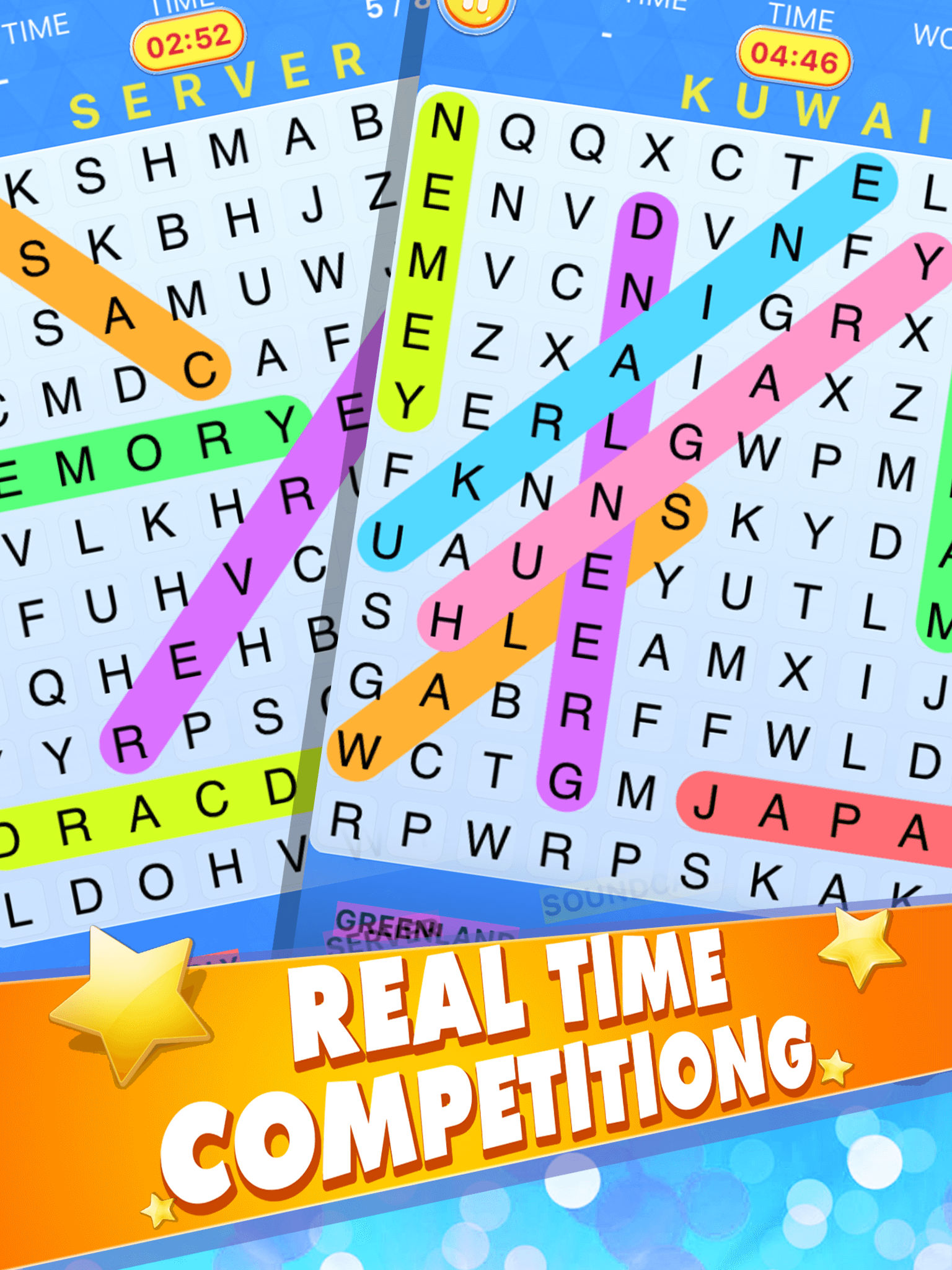 Word Search - Find Hidden Words Live Mobile Puzzle App App Ranking