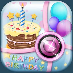 Birthday Picture Collage Maker Cute Photo Editor